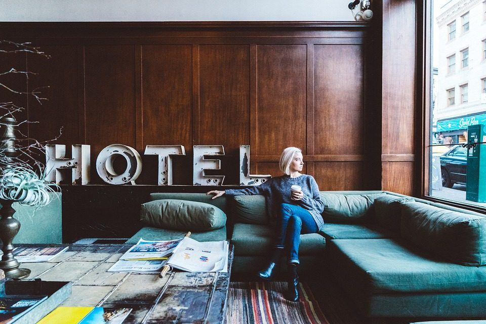 3 tipuri de mochete pentru hoteluri