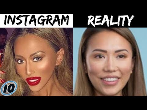 Realitatea bate Instagramul