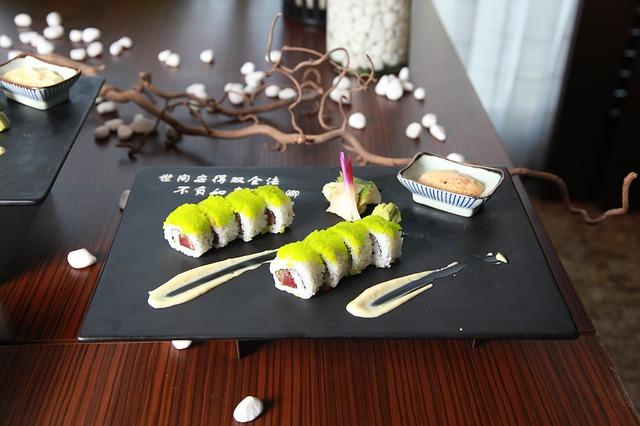 Stii pasta aia verde de pe sushi? Nu e (chiar) Wasabi!